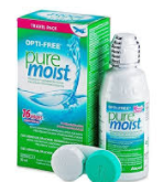 Opti-free puremoist for Soft Disposable Contact Lenses